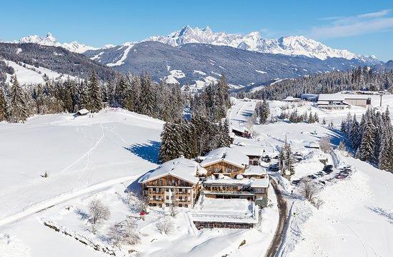 Naturhotel Edelweiss Wagrain Ostrig Hotel Anmeldelser