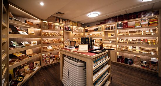 Turmeaus Tobacconist Norfolk - The Ship