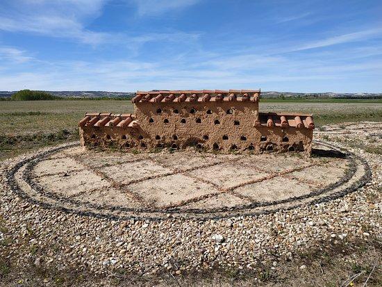 Necropolis de las Ruedas-Yacimiento de Pintia