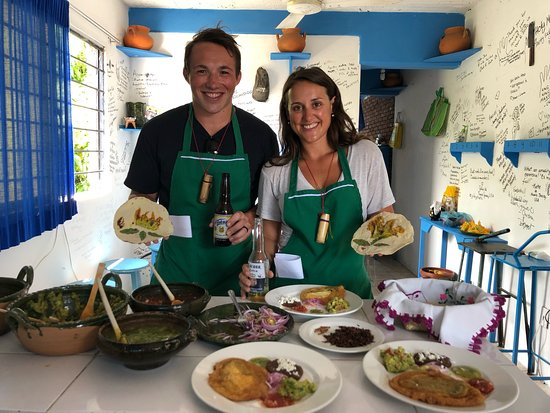 Cooking Classes Oaxaca