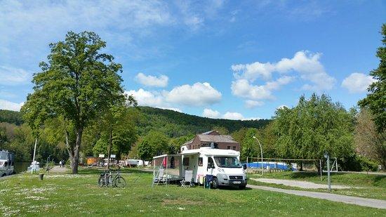 Fortuna Camping Am Neckar Prices Campground Reviews Binau