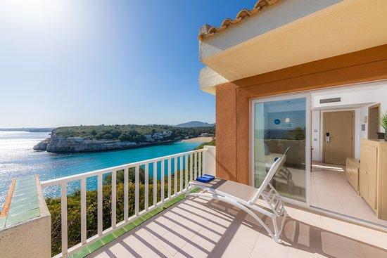Vistas desde Apartamento Vista Mar Cala Romántica