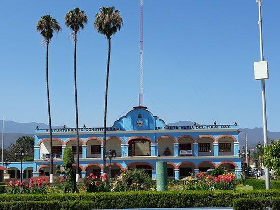 Palacio Municipal De Santa Maria Del Tule