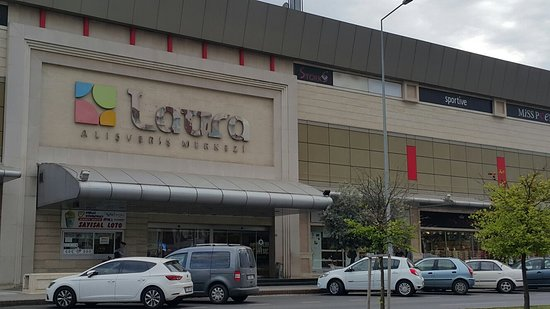Laura Shopping Center