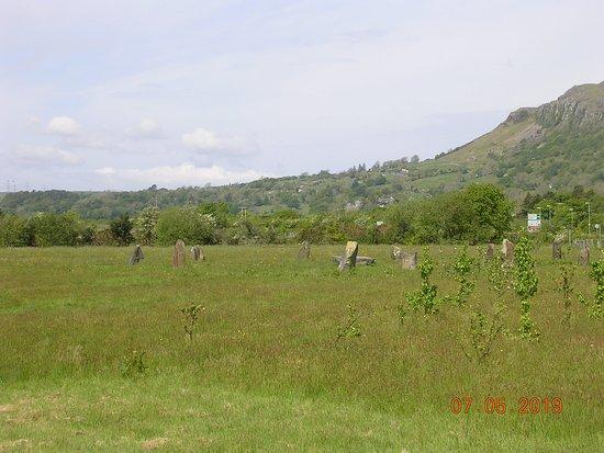 Porthmadog Eisteddfod Stone Circle