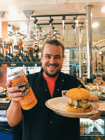 Bull City Burger and Brewery: Burgers & Beers