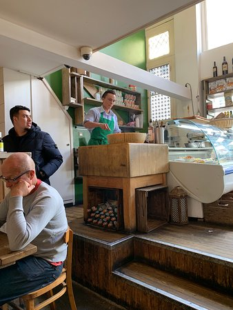 mangiare, rotterdam - van oldenbarneveltstraat 150 - updated 2019