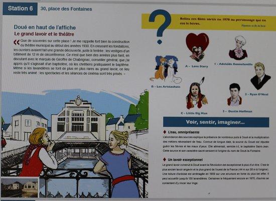Office de Tourisme à Doué-en-Anjou