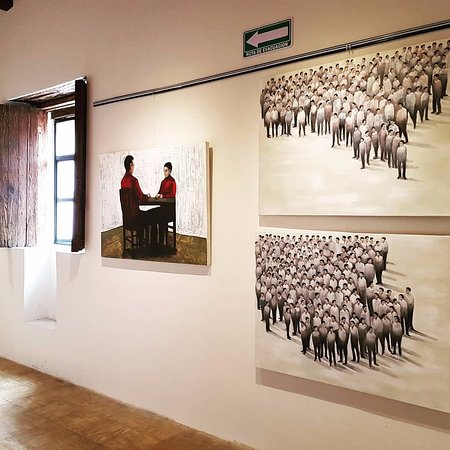 Munive arte contemporáneo