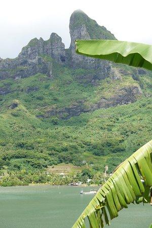 Mount Otemanu: View 3