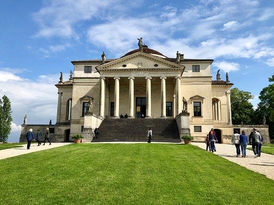 Villa La Rotonda by Andrea Palladio