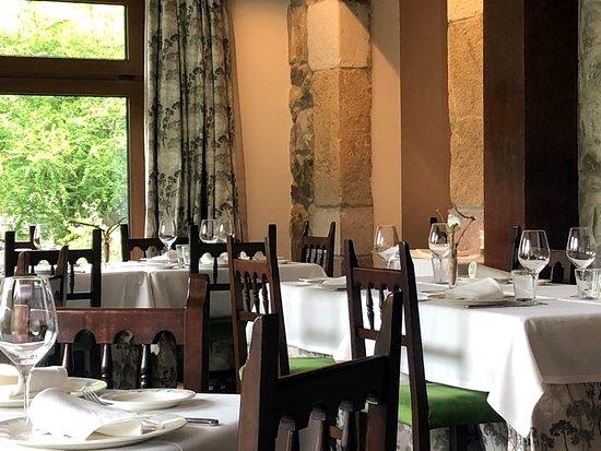 imagen Restaurante del hotel del Oso en Camaleño