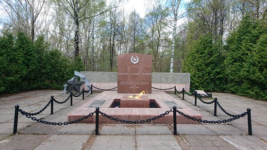Mass Grave of Warriors who Died from Wounds in Cheboksary Hospitals