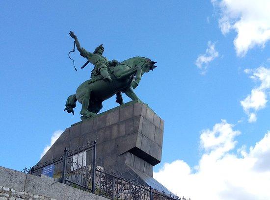 Monument to Salavat Yulayev