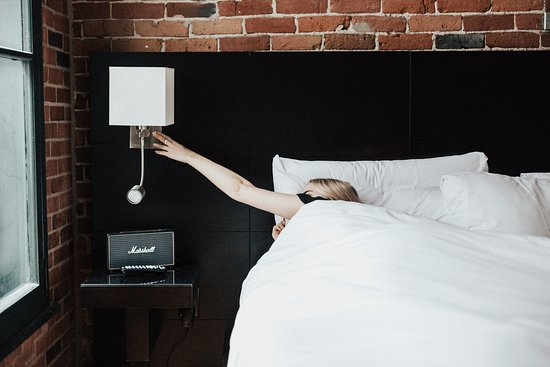 Room XL – na slici je Le Petit Hotel, Montreal - Tripadvisor