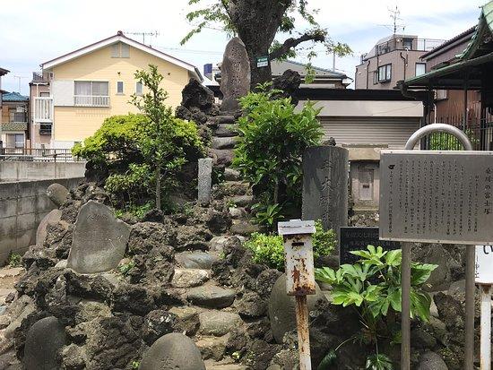 Kuwagawa no Fujizuka
