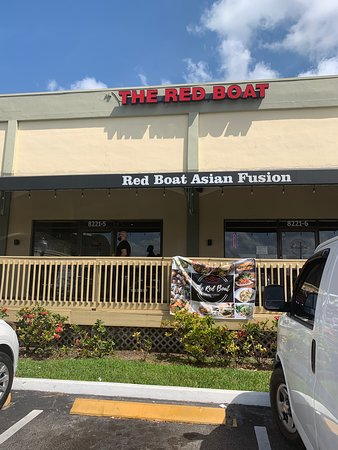 The Red Boat Asian Fusion