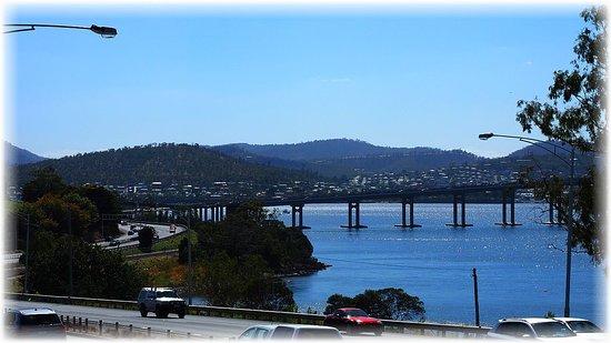 Hobart, Australija: Great view
