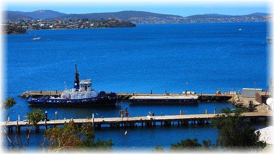 Hobart, Australija: Marvelous marina.