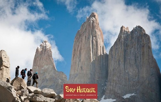 Say Hueque Torres del Paine
