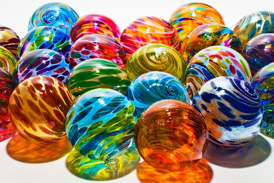 The Milton Artists' Guild: We also have glass blowers!