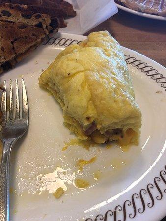 Bilde fra Waffle House