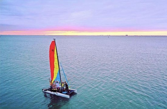 Sailing Adventure in Miami's Biscayne Bay National Park