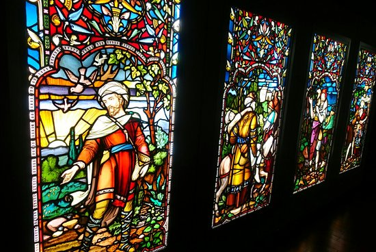 Otaru Art Base, Stained Glass Museum