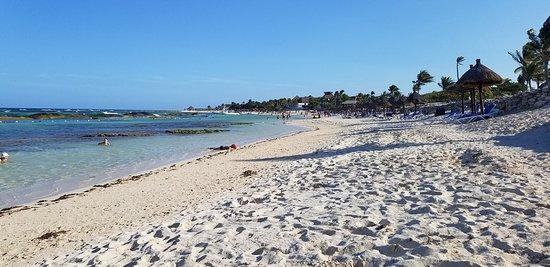 Bahia Principe Grand Tulum: Beach