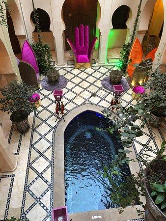 Riad Wow: Le cœur du Riad