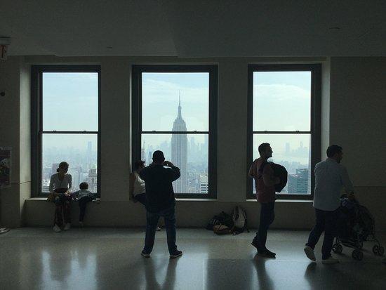 67階展望台から