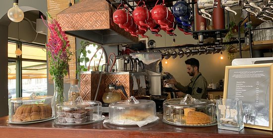 Trendy Cafe in Jabal El Weibdeh