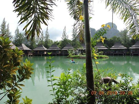 Poonsiri Resort Aonang: Kayaking