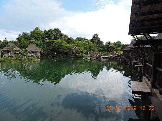 Poonsiri Resort Aonang: View