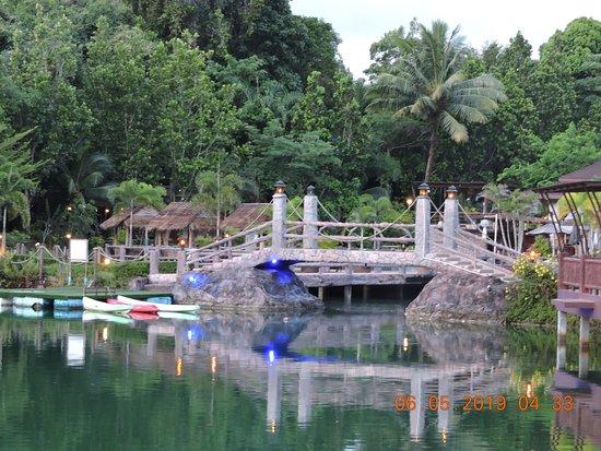 Poonsiri Resort Aonang: Bridge