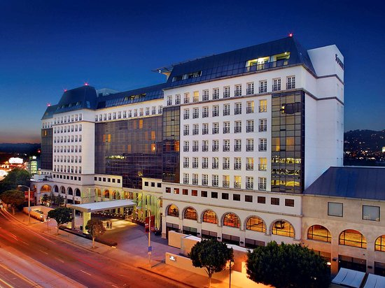 Great hotel right next to Cedars-Sinai Hospital - Review of