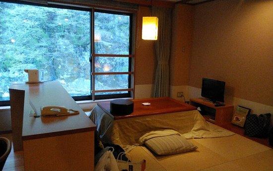 Shohuro Matsuya: 客室