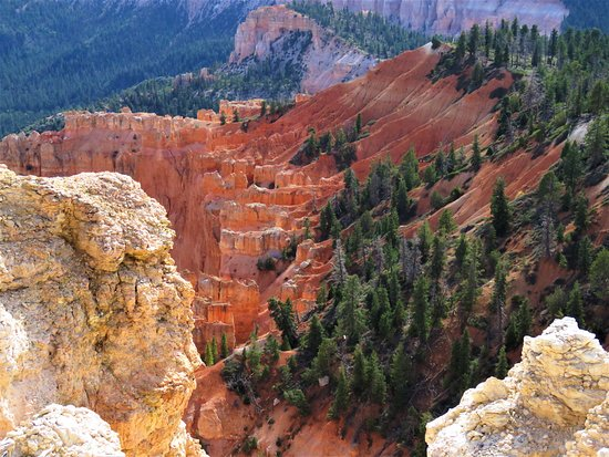 Bryce Canyon Scenic Drive