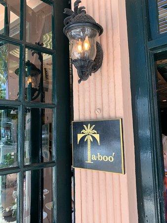 Imagen de Ta-boo Restaurant