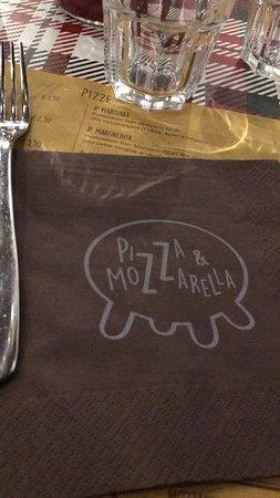 Pizza e Mozzarella: 🙏