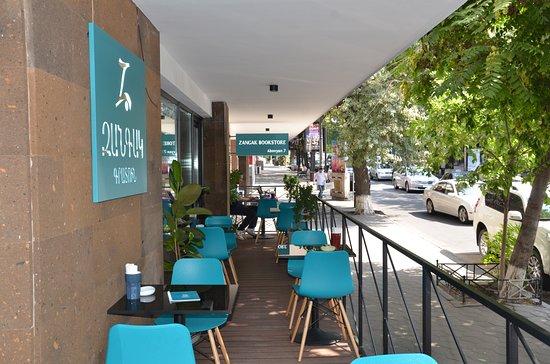 Zangak Bookstore