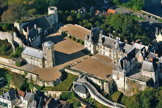 Chateau de Saint-Aignan-sur-Cher