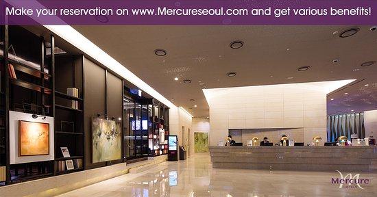 Mercure Seoul Ambassador Gangnam Sodowe