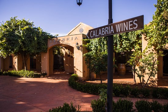 Griffith, Australia: Calabria Family Wines Riverina Cellar Door