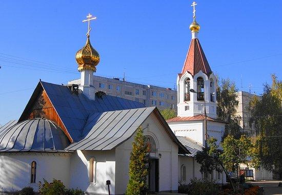 Saint Martyr Panteleimon Temple