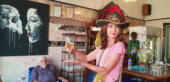 We are a small intimate Tapas Bar & Gallery located in the main street of Yarram Victoria. Here at the Bull Bar you can chill out and enjoy some of Gippsland's best craft beers and stunning wines accompanied by delicious Tapas.  An after work relaxing drink, a night out with that someone special, catch up with friends & family or simply find a comfy spot and watch the world go by. It all happens right here in Yarram!