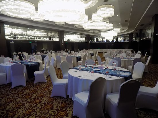 Wushan Pleasure Hotel: Wushan Pinyue Hall Ballroom