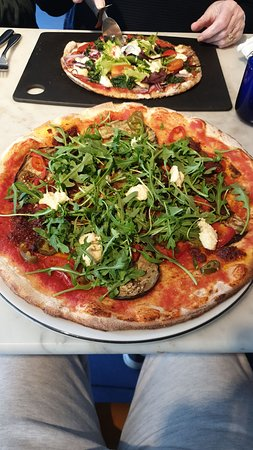 Pizza Express Enfield 2 Silver St Menu Prices