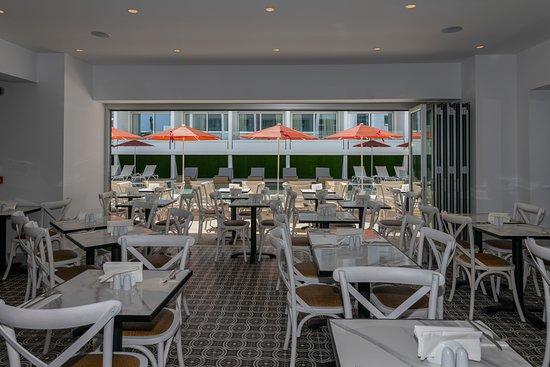 Kokkinos Boutique Hotel: Restaurant