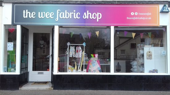 ‪The Wee Fabric Shop‬